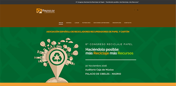 8º Congreso de Reciclaje de Papel