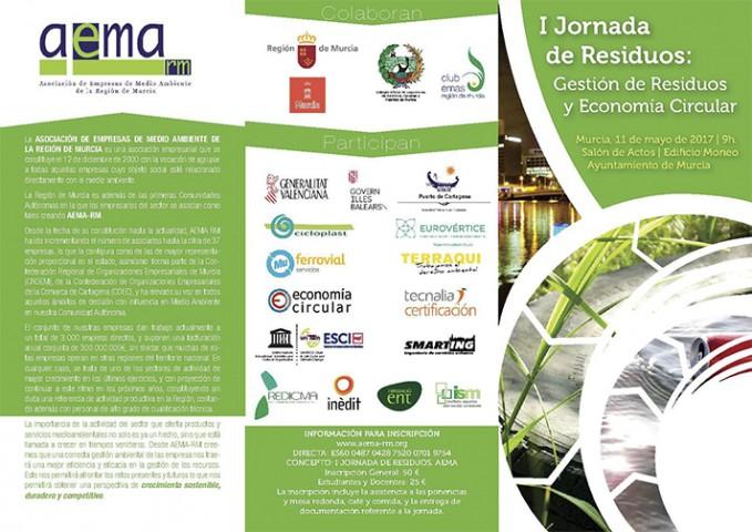 Jornada sobre Economía Circular y Gestión de Residuos