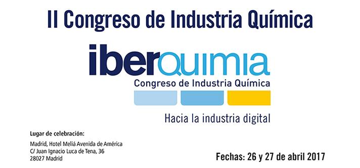 "II Congreso Iberquimia ""Hacia la industria digital"""