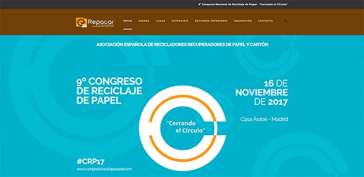 9º Congreso de Reciclaje de Papel