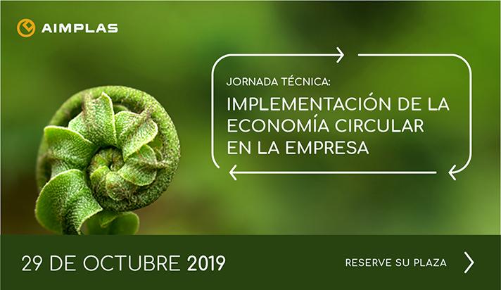 Jornada Técnica de Aimplas sobre economía circular