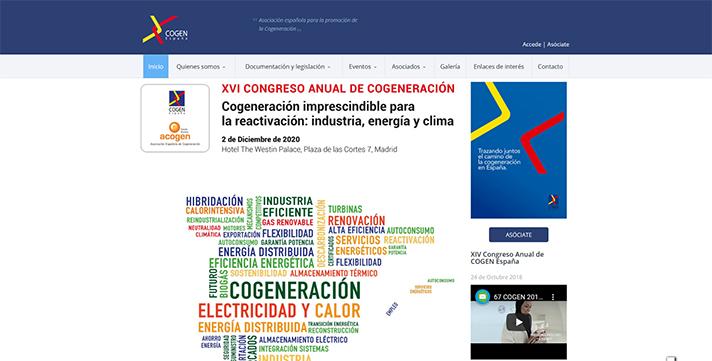 XVI Congreso Anual de Cogeneración