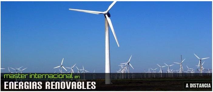 Master Internacional en Energías Renovables