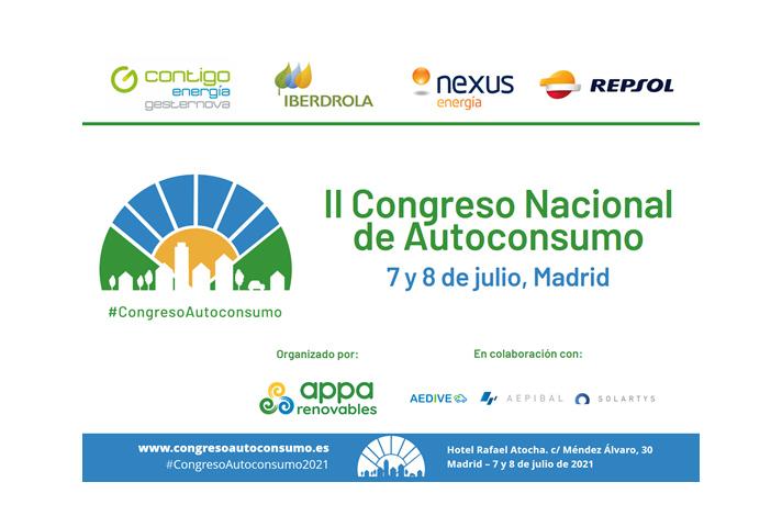 II Congreso Nacional de Autoconsumo