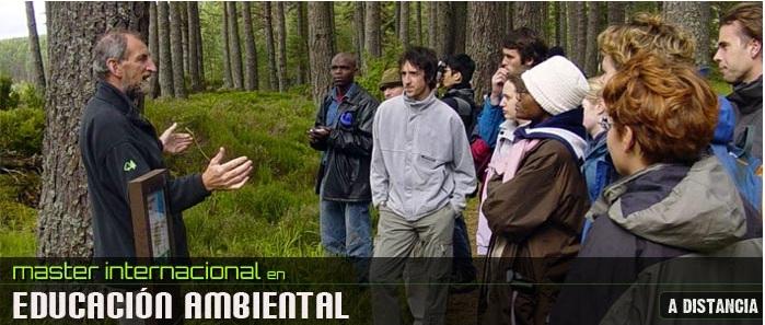 Máster Internacional en Educación Ambiental