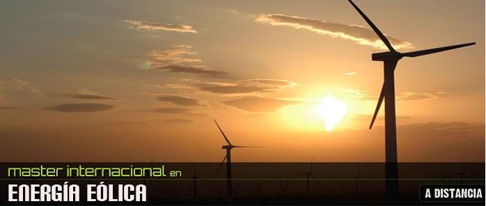 Máster Internacional en Energía Eólica