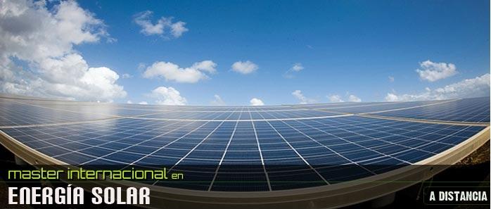 Máster Internacional en Energía Solar