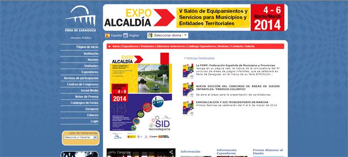 Feria ExpoAlcaldía