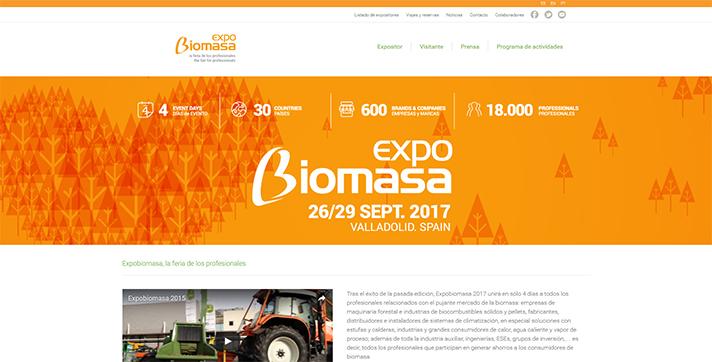 Feria Expobiomasa 2017
