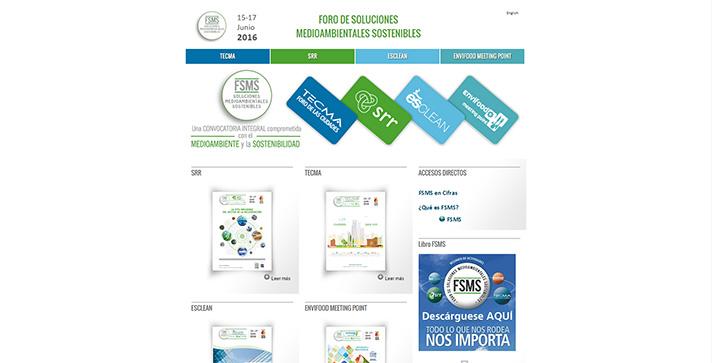Foro de Soluciones Medioambientales Sostenibles (FSMS) 2016