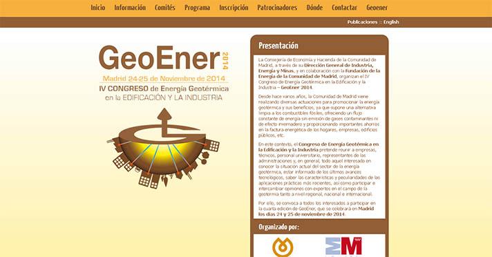GeoEner 2014