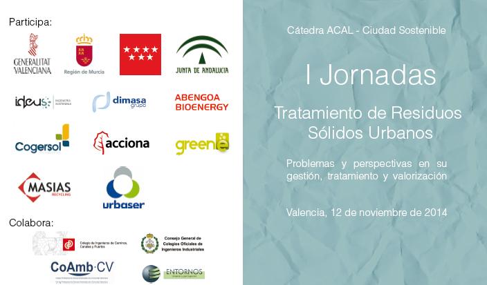 Jornada sobre el Tratamiento de Residuos Sólidos Urbanos