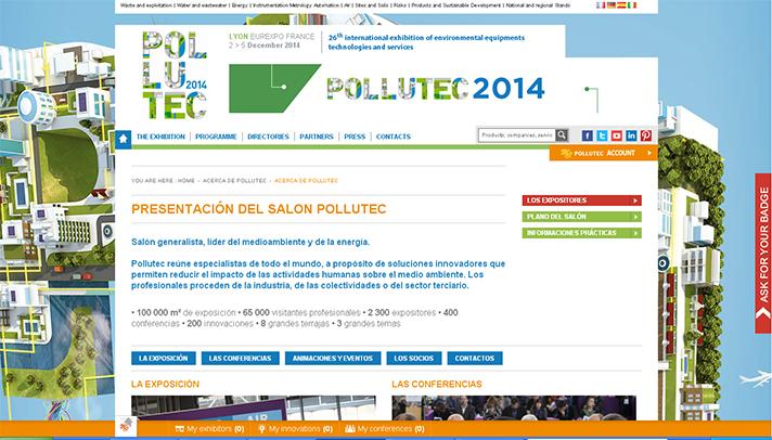 Feria Pollutec