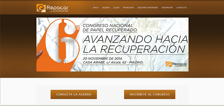 6º Congreso Nacional de Papel Recuperado