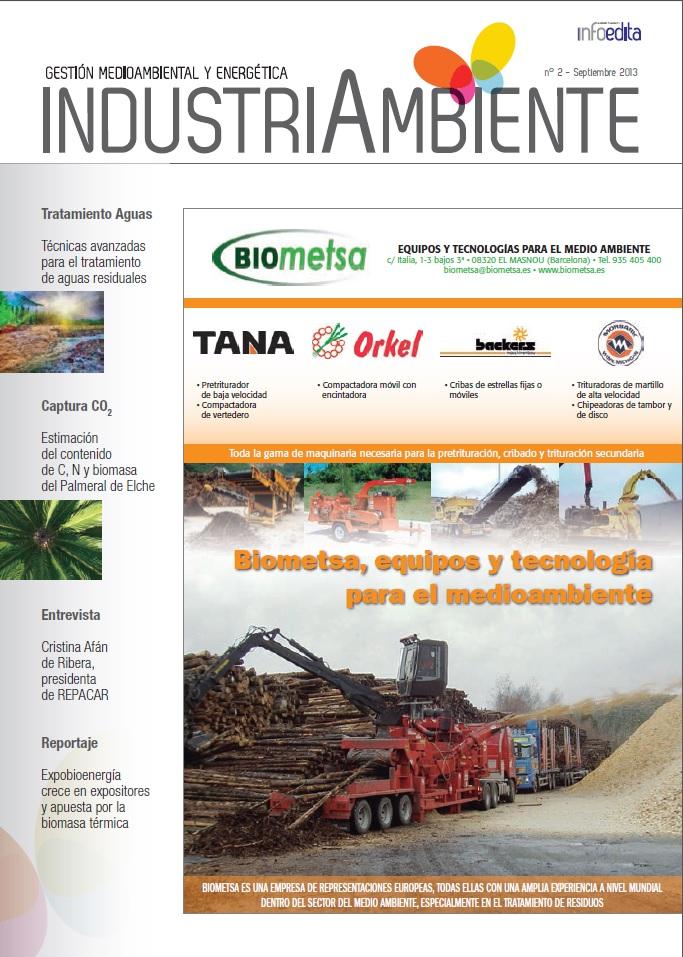 IndustriAmbiente Septiembre 2013