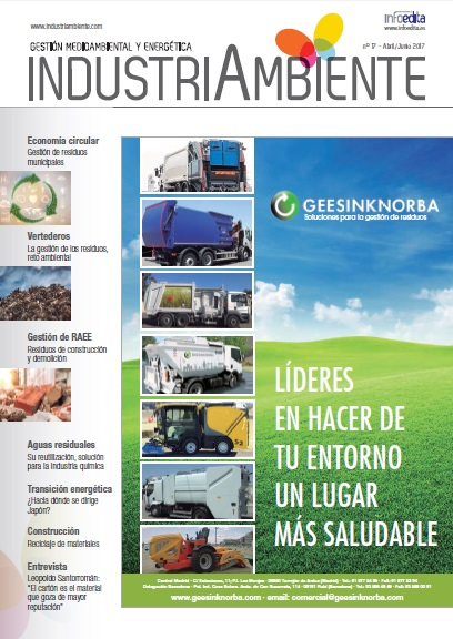 IndustriAmbiente Abril/Junio2017