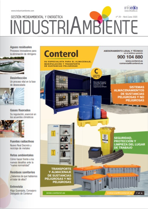 IndustriAmbiente Abril/Junio 2020