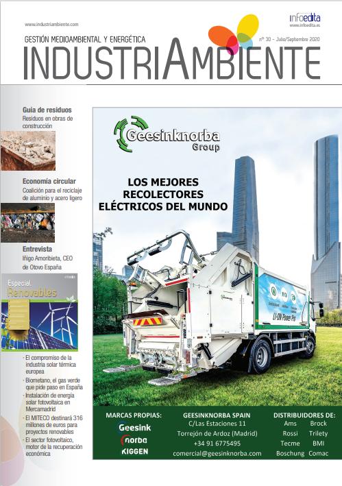 IndustriAmbiente Julio/Septiembre 2020