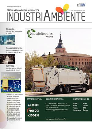 IndustriAmbiente Julio/Septiembre 2021