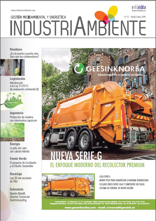IndustriAmbiente Abril/Junio 2014