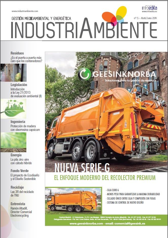 IndustriAmbiente Abril/Junio 2014