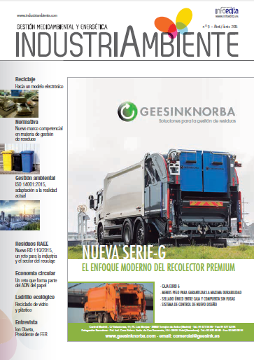 IndustriAmbiente Abril/Junio 2015