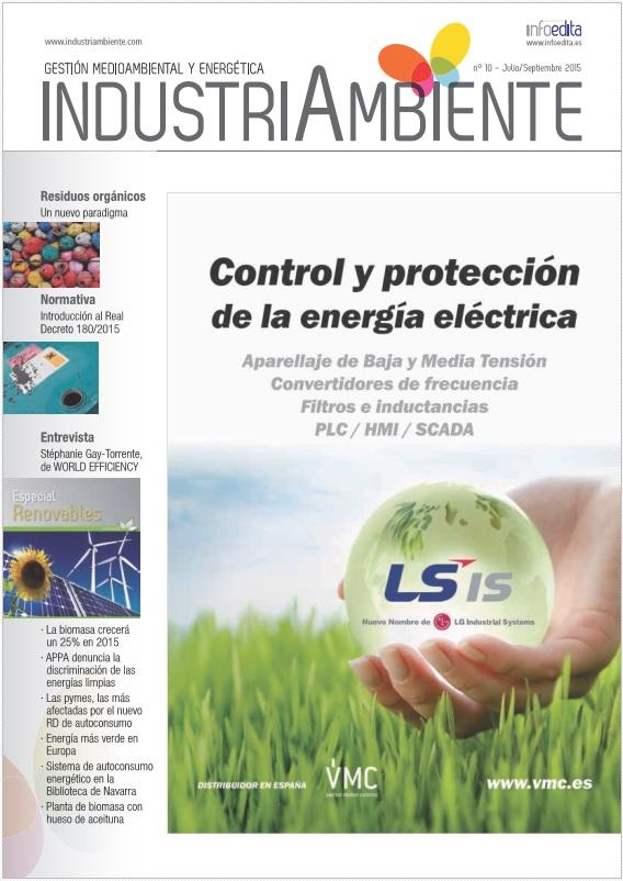 IndustriAmbiente Julio/Septiembre 2015