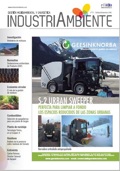 IndustriAmbiente Octubre/Diciembre 2015