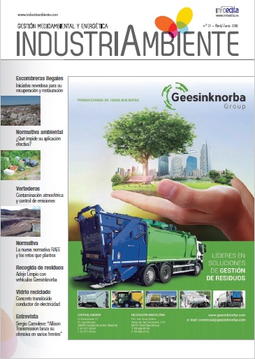 IndustriAmbiente Abril/Junio2018