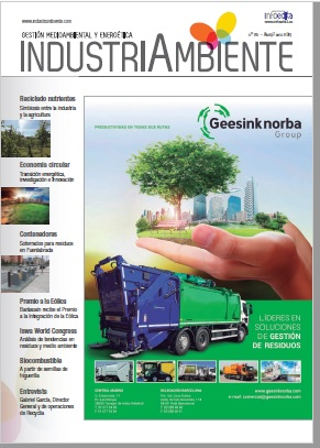 IndustriAmbiente Abril/Junio2019