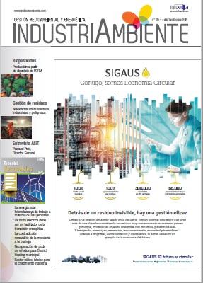 IndustriAmbiente Julio/Septiembre2019
