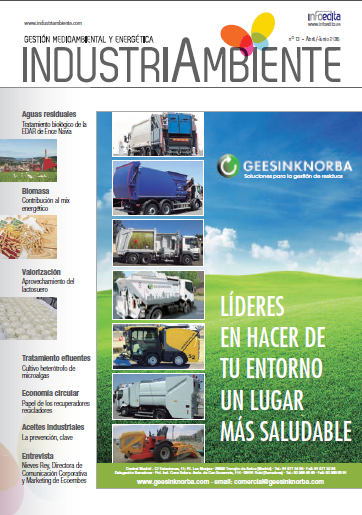 IndustriAmbiente Abril/Junio 2016