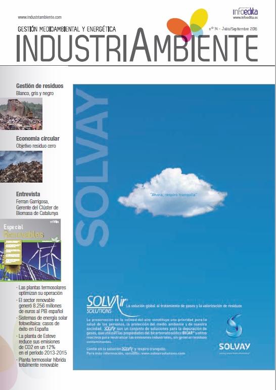 IndustriAmbiente Julio/Septiembre 2016