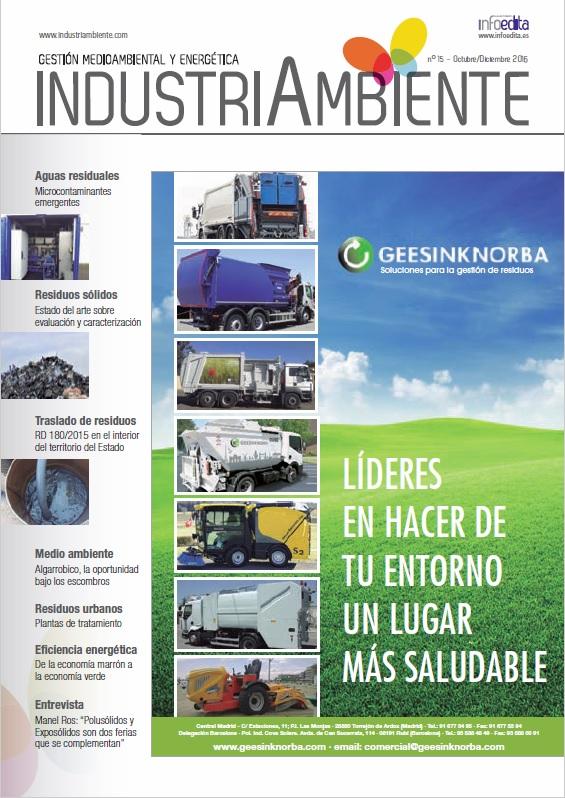 IndustriAmbiente Octubre/Diciembre 2016
