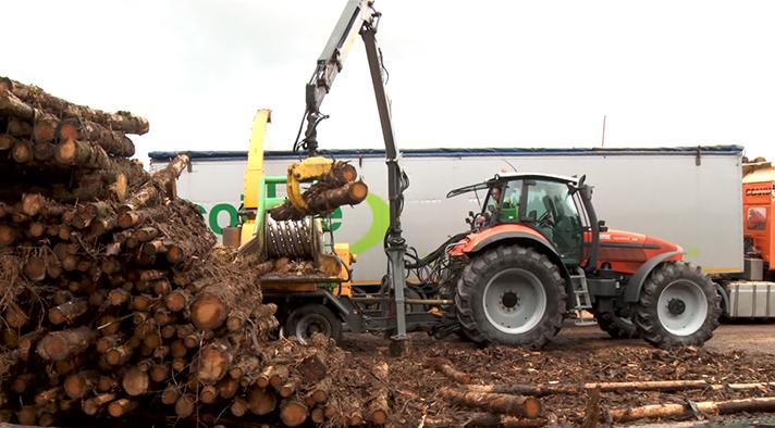 Esta solución resulta un elemento clave en el Sistema de Planificación de Operaciones Forestales (FOPS) de Coillte
