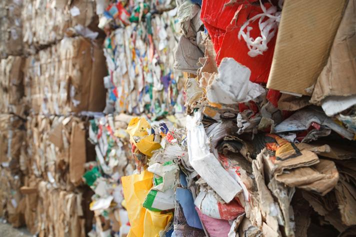 Se reciclaron 91 kilogramos por español al año