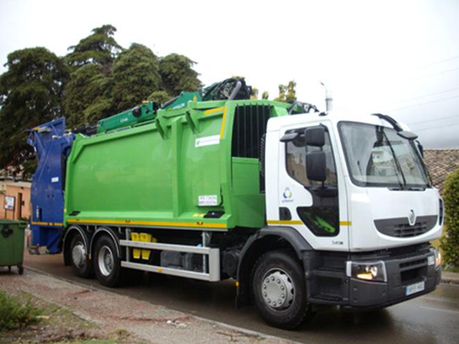 Todos los vehículos GPM III suministrados en Málaga incorporan el sistema de ahorro de combustible 'Smartpack'