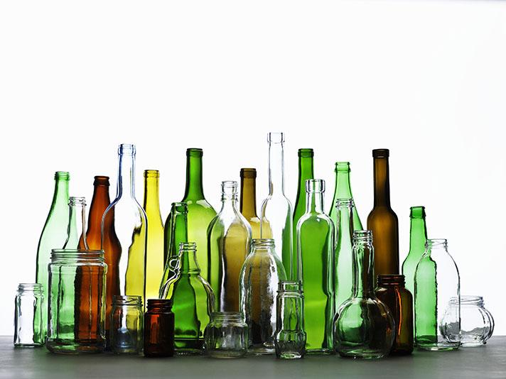 Ecovidrio garantiza que todo el vidrio que se recupera en los contenedores es reciclado al 100%