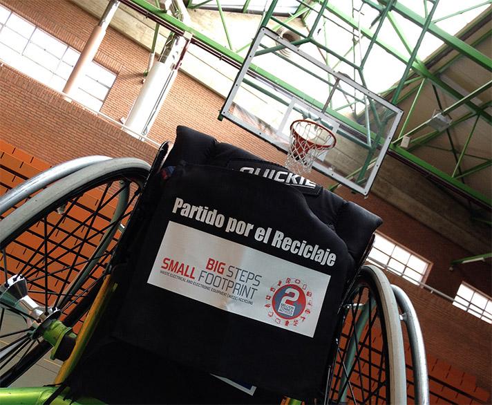 Este acto puso punto final a una intensa campaña de concienciación por el reciclaje realizada en Albacete durante el mes de mayo