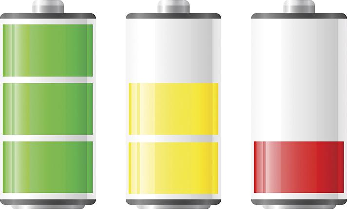 Hay unas 20 clases de pilas para escoger, a las que hay que añadir últimamente las flow batteries, baterías de flujo redox, con quinonas, que aún no han salido de su etapa experimental