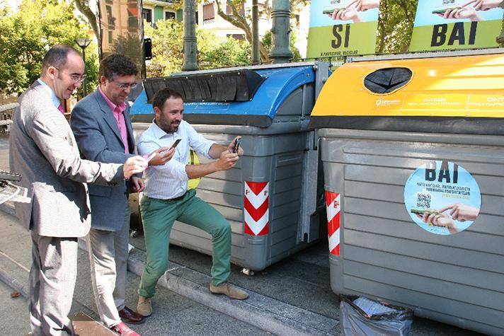 Con esta aplicación, los ciudadanos de la Mancomunidad de San Marcos podrán exponer sus dudas y compartir sus prácticas de reciclaje