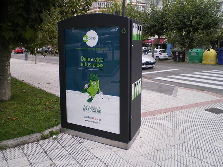Los siete minipuntos limpios están instalados en diferentes localidades del Principado de Asturias