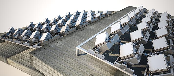 Este panel solar genera entre un 30% y un 40% más de energía