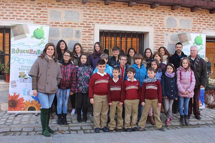 El proyecto se ha desarrollado entre octubre y diciembre de 2014 en centros educativos de Extremadura, Murcia, Castilla-La Mancha y Castilla y León