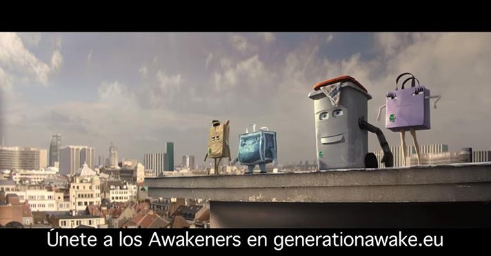 """La campaña europea """"Generation Awake"""" cuenta con un video promocional con más de 7,5 millones de reproducciones"""
