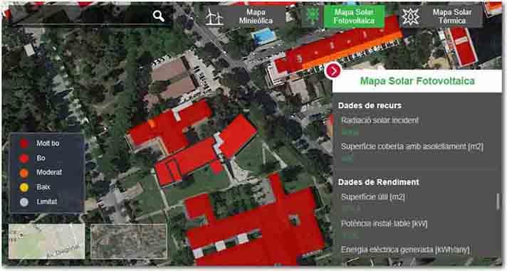 Esta herramienta tecnológica ha sido desarrollada por la empresa española Tecnogeo