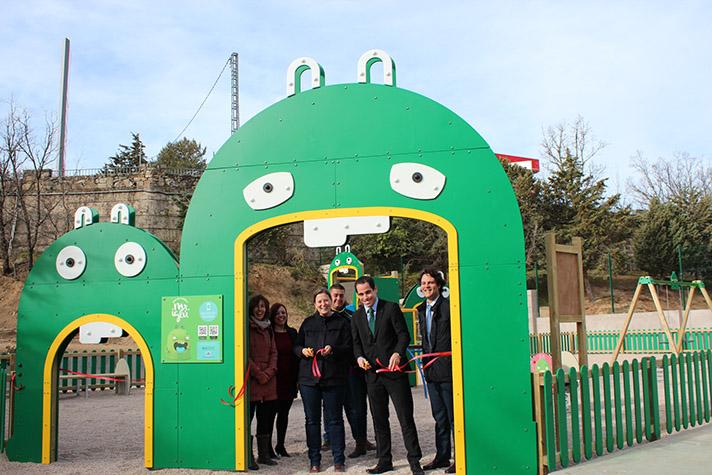 Este espacio supone un reconocimiento al municipio por ser el ganador de la competición 'El Contenedor de Oro' para impulsar el reciclaje de vidrio