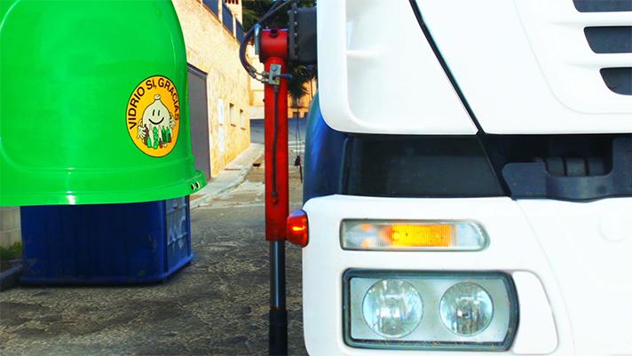 La media de reciclado en Madrid es de 46 envases por habitante