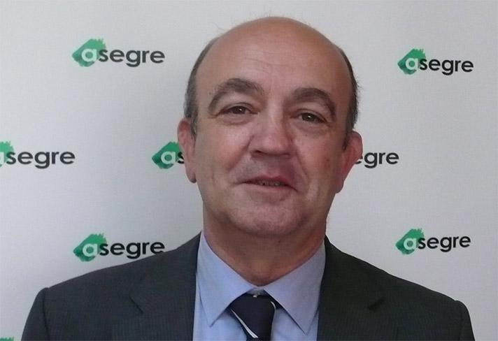 Nuevo presidente de Asegre