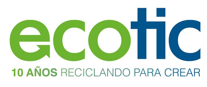 La nueva imagen de Ecotic quiere transmitir de una forma más amplia la propuesta de valor de la entidad